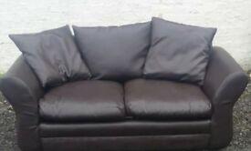Double 2 seater sofa