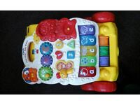 Multicolour baby walker