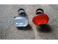 Bycycle Front and Rear Lights