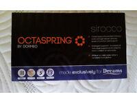 New. Dormeo Octaspring Sirocco Single mattress 90x190 cm