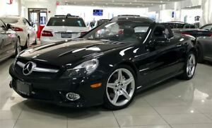 2011 Mercedes-Benz SL-Class SL550|1 OWNER|NO ACCIDENT|SERVICED B