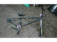 Specialised hard tail bike frame feel free to contact me