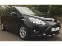 Ford C-Max 2012 1.6 Tdci Zetec FSH and Low 25k miles.