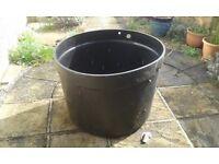 Plastic water tank 900mm diameter