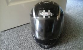 Motorcycle Helmet (Junior Medium)