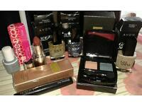 Bundle of brand new Avon cosmetics/makeup. Nail varnish/lipstick/perfume.