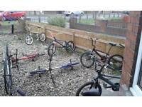 BEER-MECHS Ye Olde School Rides BMXs PARTS SOURCING GENERAL WIZARDRY
