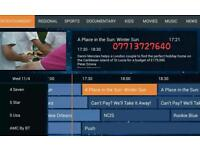 HD FIRESTICK TV, 3000 + CHANNEL'S, FULL TV GUIDE, 7 DAY CATCHUP TV + VIDEO ON DEMAND