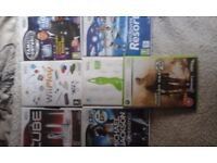 wii game's