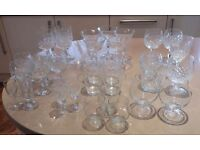 Various glasses in good condition.