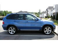 BMW E53 X5 4.6is V8 Jeep Parts Available