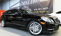 2012 Mercedes-Benz E-Class E550 4MATIC AMG SPORTS PKG