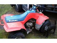 LT160 4Stroke 1995 quad bike