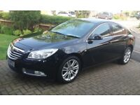 Vauxhall insignia Exclusive