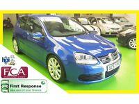 *2008 57Reg R32 VW Golf 3 Door 3.2 petrol Auto * FULL SERVICE HISTORY * Only 72k *