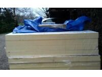 60mm foiled insulation £24 each