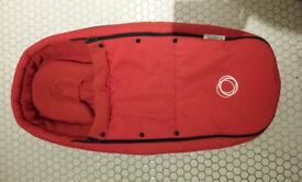Bugaboo Bee cocoon, red
