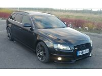 Audi A4 s line tdi special edition 143