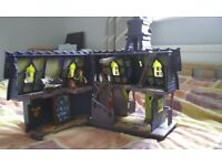 Scooby doo mystery mansion haunted house