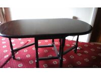 DINING TABLE DROP LEAF