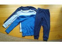 M&S boys thermal vests and long pants size 2-3 year old