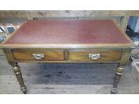 Victorian writng desk