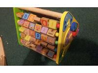 Baby educative toys