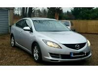 2008 58 Plate Mazda 6 2.0 TD NEW SHAPE!