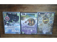 pc games 3+