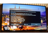 SAMSUNG UE50KU6020 SMART 4K ULTRA HD HDR 50inch LED TV-BLACK- SEE DETAILS