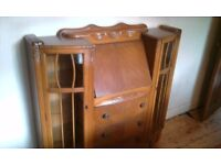 Beautiful Sideboard / Bureau for sale. QUICK SALE ONLY £25!!!!!!!!!!!