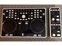 dj controller vestax vci300 mk2 and fx pad