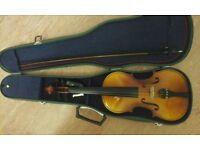 violin hidersine