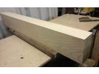 Ash mantle/beams