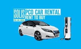 pco car hire, pco car rental, PCO cars, Solis Cars, UberEat, deliveroo, car hire, car rental,
