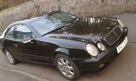 2002 Mercedes-Benz CLK 230 Avantgarde Kompressor Automatic
