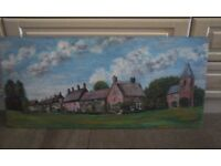 Paintings, Prints and Framed Pictures - £5 each