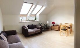Double bedroom in bright 2 beds flat_from February