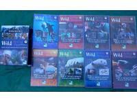Wild Animal Rescues 8 dvd boxset