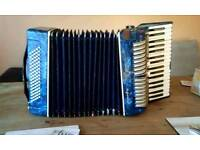 accordion in good condition