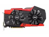Asus GeForce GTX 760 DirectCU II OC Graphics Card - 2GB