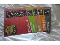 the classical collection magazines 7 - 11