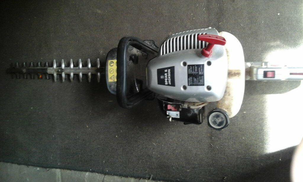 Spear and jackson petrol hedge cutter | in Hebden Bridge, West Yorkshire |  Gumtree