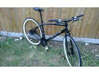 Whyte Portobello urban bike ideal for commuting round