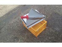 Arm Paper Cutter Guillotine A3-A4 Richmond