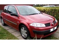 2004 Renault Megane Extreme 1.4L For Swap