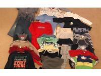 80+ baby boy clothes 9-12 months.