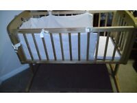 Mothercare swing bed