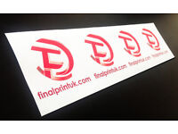 Printing and Design Business For Sale!!