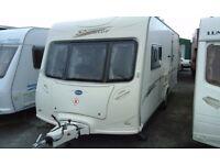 Reduced (was £6495) - 2007 Bailey Senator Vermont, luxury 2 berth caravan